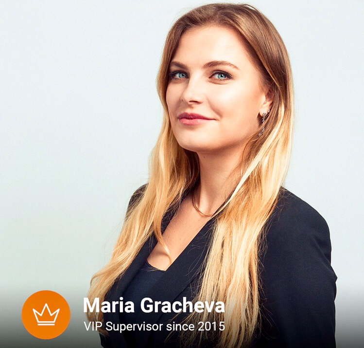 Iq option truffa? Ecco cosa dice Maria Gracheva