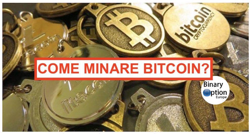 Minare i Bitcoin: Guida per Principianti - FX Empire