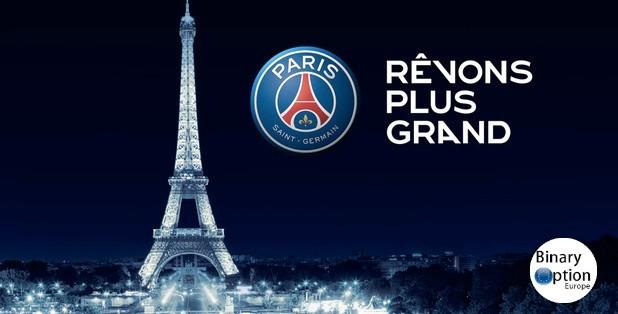 paris saint germain squadra ufficiale di parigi