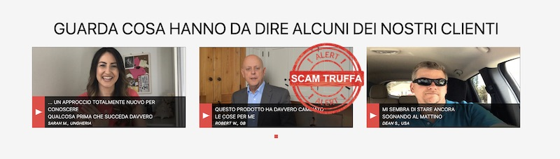 the news spy recensioni opinioni false truffa