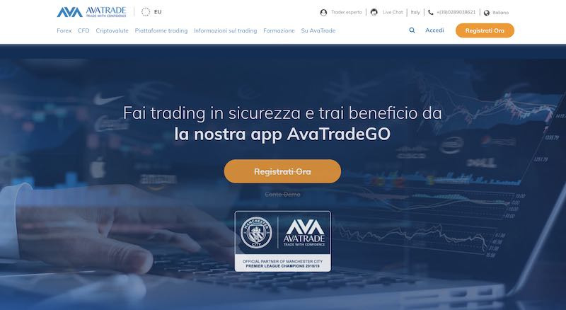 avatrade demo gratis