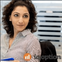 marilena aristotelous linkedin iq option