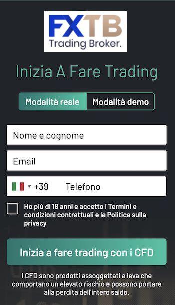 forextb demo gratis