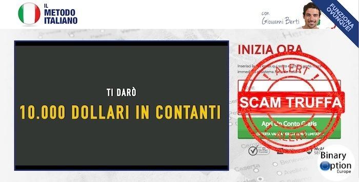 metodo italiano truffa - italianmethod.com