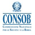 CONSOB ente di regolamentazione mercati finanziari italiano