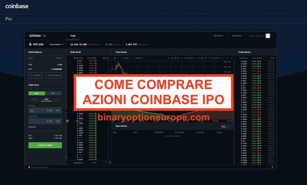Dove e come comprare azioni Coinbase IPO [2021] Previsioni prezzo