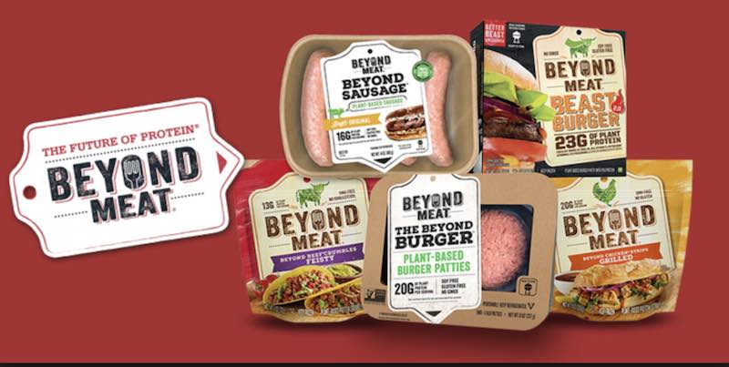 beyond meat cosa e'