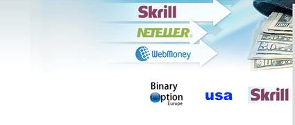 Promozione Skrill.com Optionfair.com binaryoptioneurope.com opzioni binarie bonus gratis