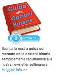 newsletter opzioni binarie binaryoptioneurope.com
