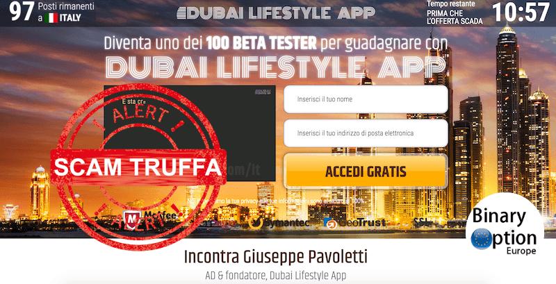 dubai lifestyle app 2016 giuseppe pavoletti
