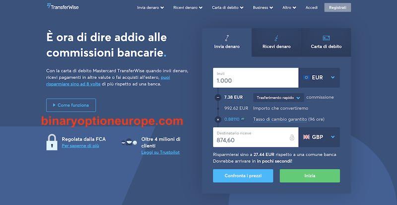 migliori alternative a Paypal Transferwise