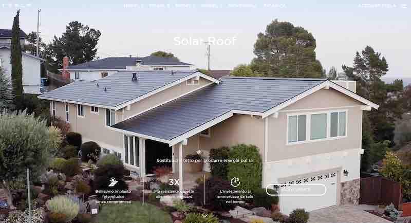 solarcity comprata da tesla di elon musk