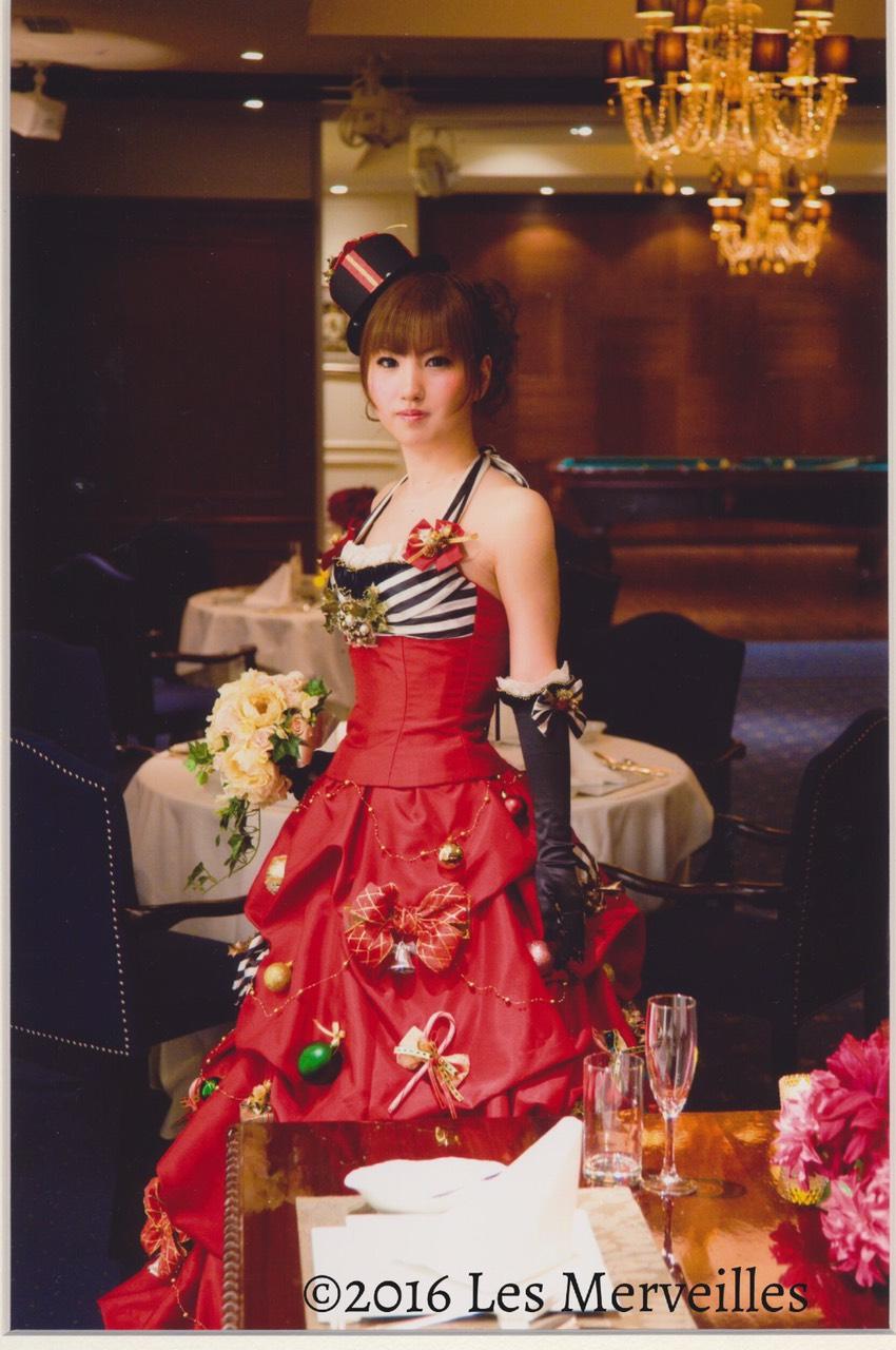 クリスマスドレス