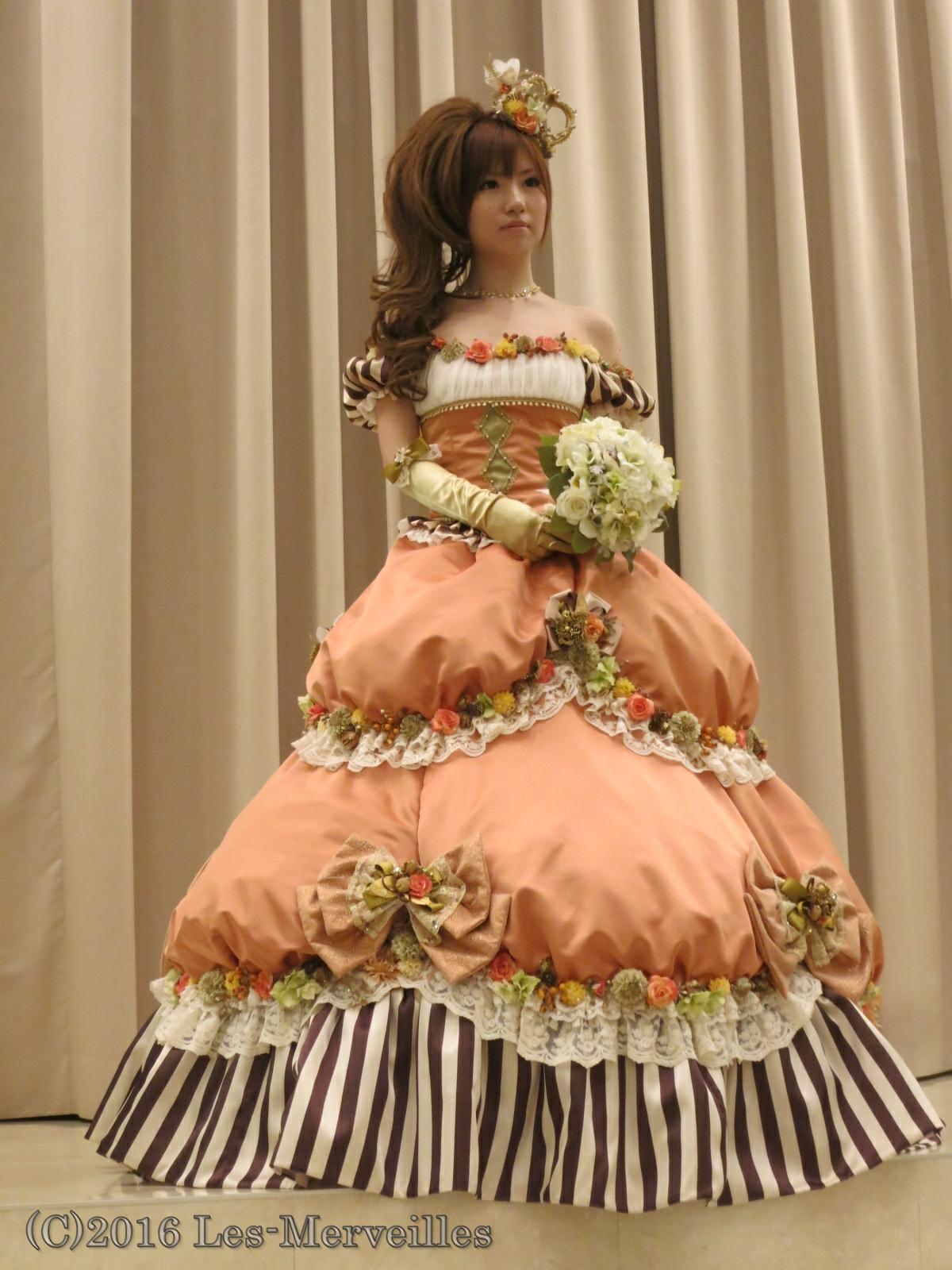 ハロウィンドレス