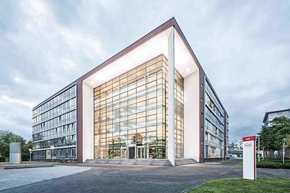 Henkel Düsseldorf.