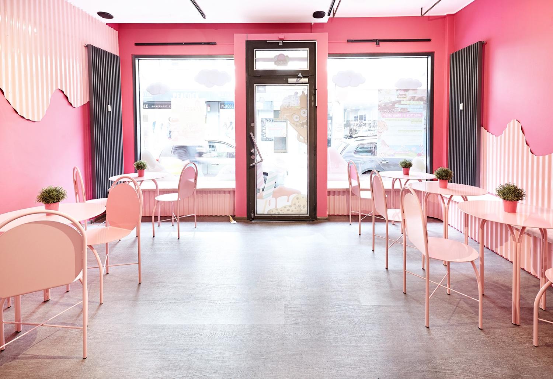 Interior Design: Gästeraum Schlecks.