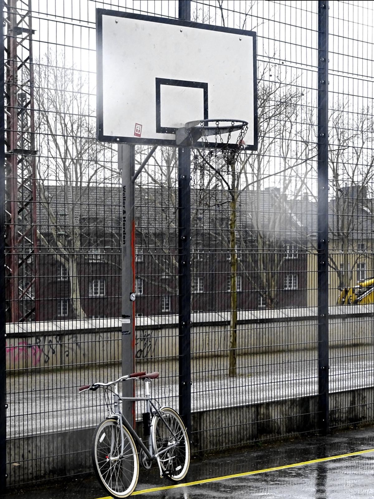 Basketball Düsseldorf Bilk.