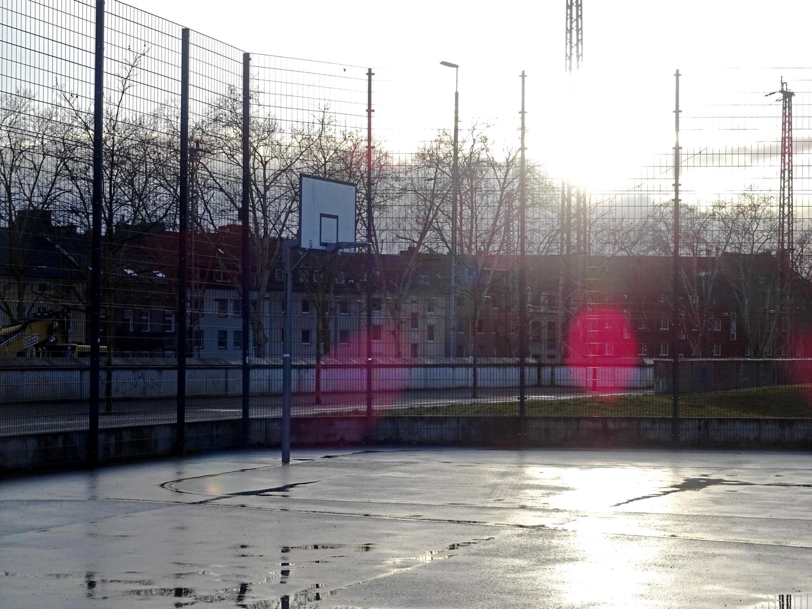 Streetball Düsseldorf Bilk.