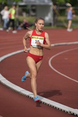 Julia Mayer lauf läuferin staatsmeisterin österreich frauenlauf sport olympia dsg roma friseurbedarf leopard hotel vienna run
