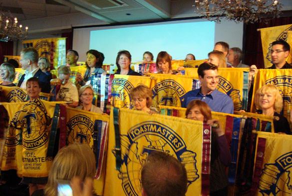 Club Banner Presentation