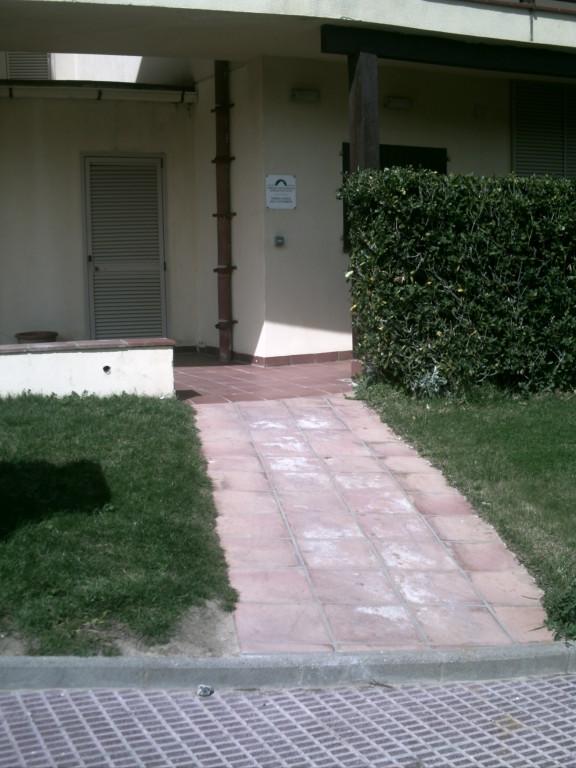 rampe accés handicapé rez de chaussée