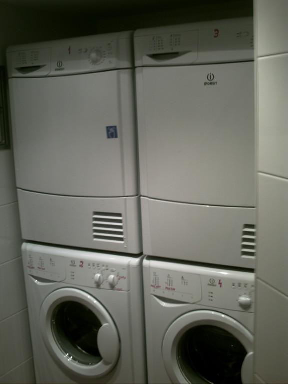 laverie à jetons