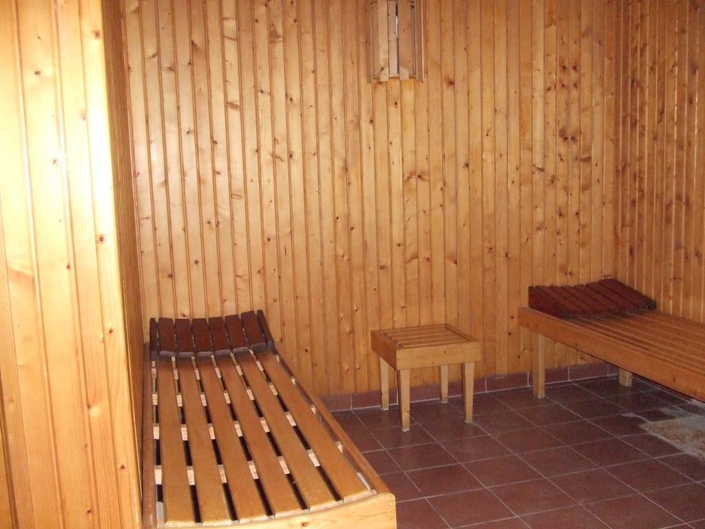 repos sauna
