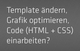 Jimdo HTML und CSS Hilfe in Stuttgart