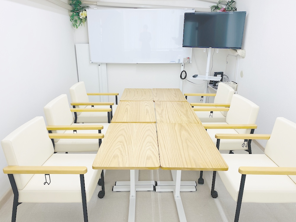 仙台のレンタルスペース/セミナー室/打ち合わせ室/会議室