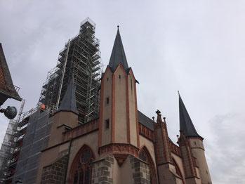 Sanierung Liebfrauenkirche Schotten