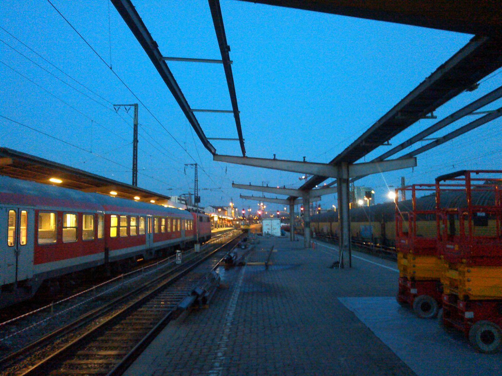 Sanierung & Rückbau Hauptbahnhof Würzburg