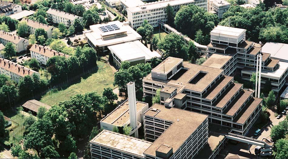 Rückbau & Sanierung Bundeskriminalamt (BKA)