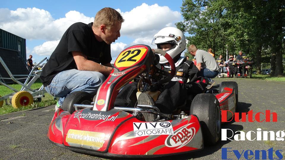 Prachtige foto gemaakt in Parc Fermee door Dutch Racing Events