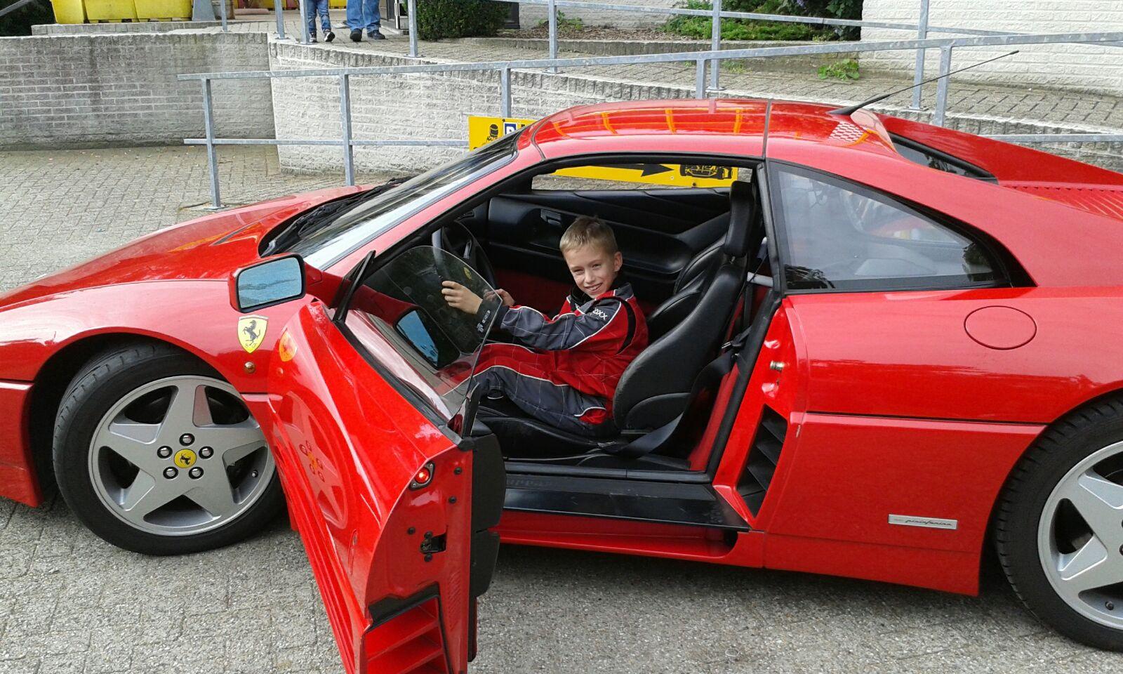 2015: Ferrari bij KCR