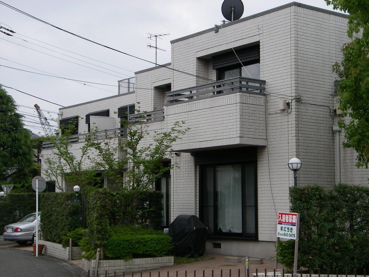 貸テラスハウス(逗子市)