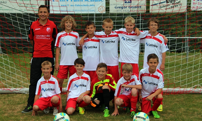 E-Jugend - Saison 2013 / 2014