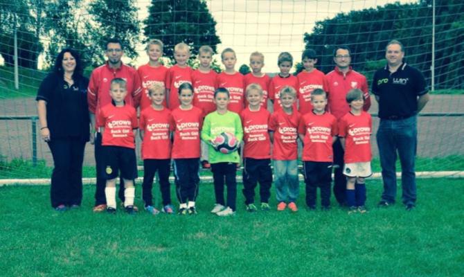 F-Jugend - Saison 2015 / 2016
