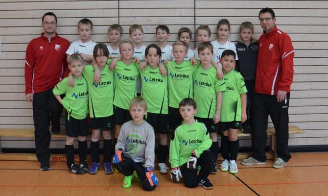 F-Jugend - Saison 2014 / 2015