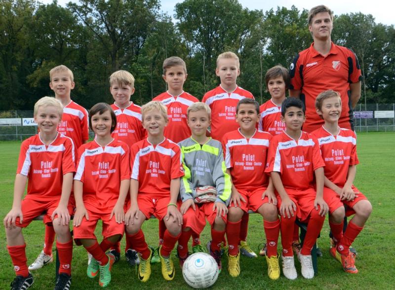 E-Jugend 1 - Saison 2014 / 2015