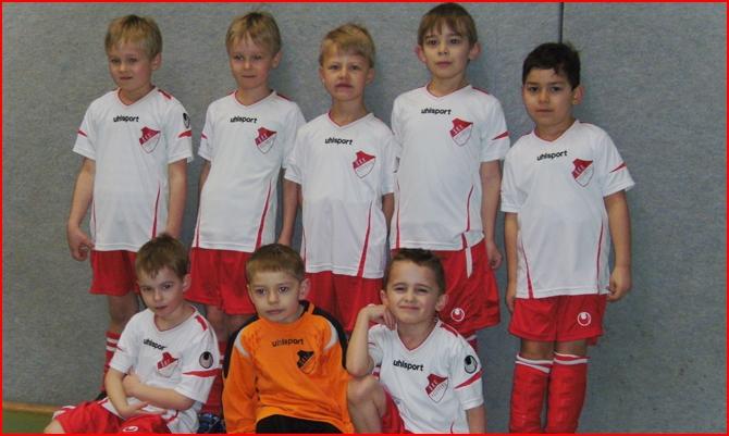 Bambinis - Saison 2012 / 2013
