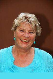 Sprecherin Christiane Blumhoff