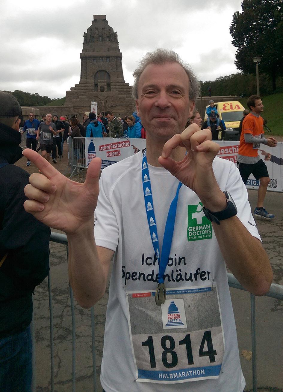 geschafft: road to 20, teil 3. völkerschlacht-halbmarathon leipzig mit drittbester persönlicher zeit
