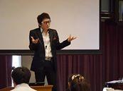 東京青山での講演風景
