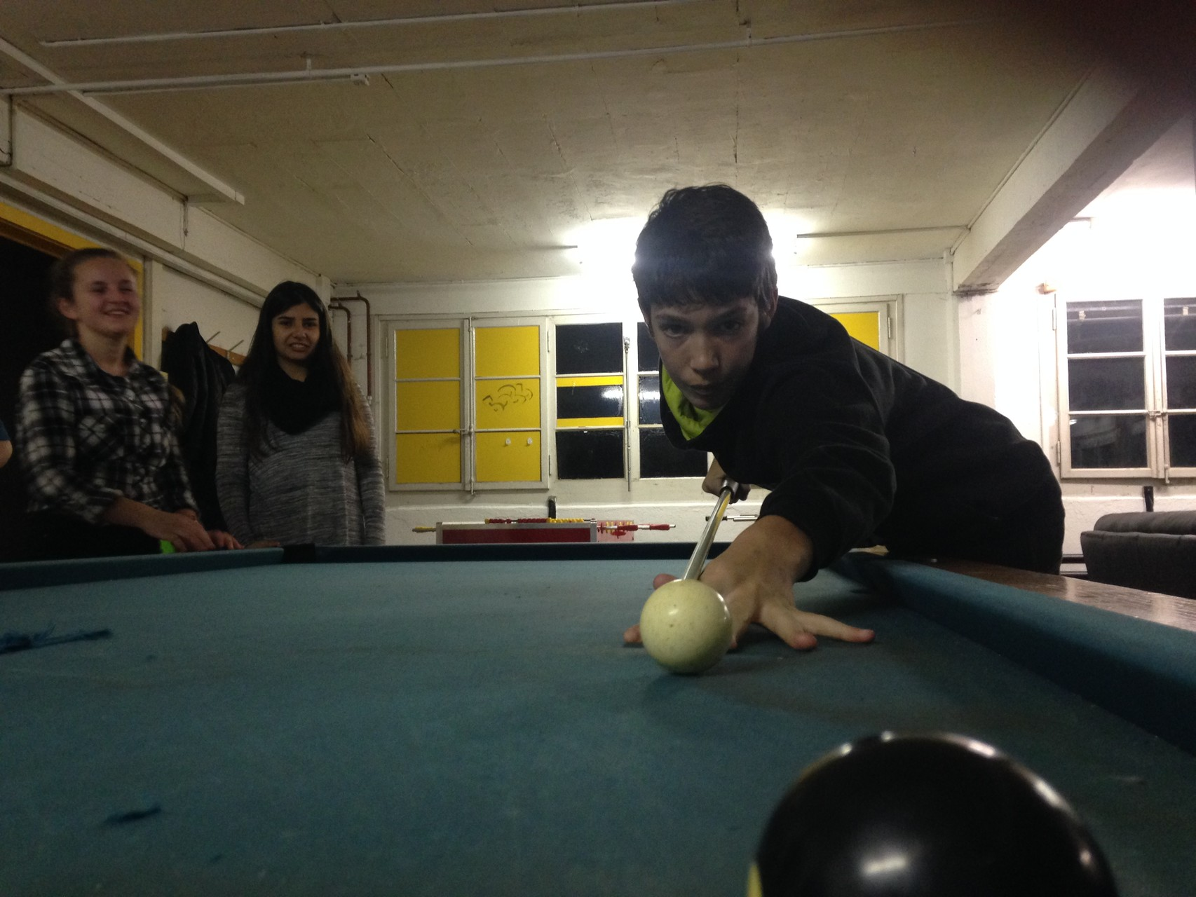 Billiardturnier