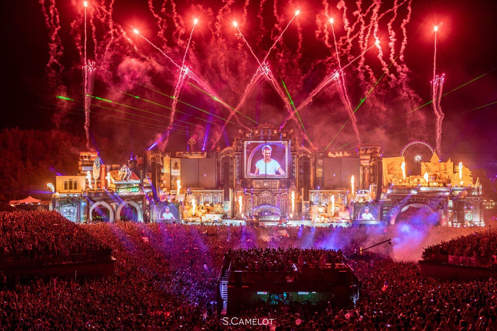 Des tests rapides pourraient permettre à Tomorrowland 2021 d'avoir lieu