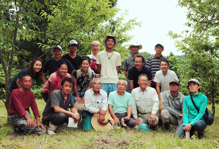のと里山自然栽培部会(野菜・果樹生産者)
