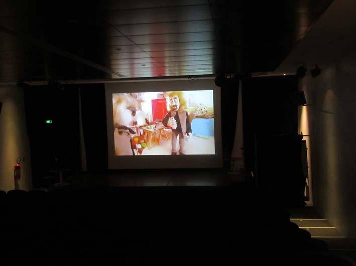 RIFIF'ART film d'animation réalisé avec Oreil suite aux ateliers d'initiation au film d'animation avec L'Ecole d'Arts Plastiques de Narbonne