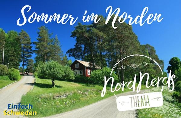 Sommer im Norden auf einfachschweden.de