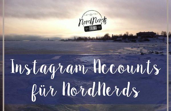 Instagram Accounts für NordNerds auf finntouch.de