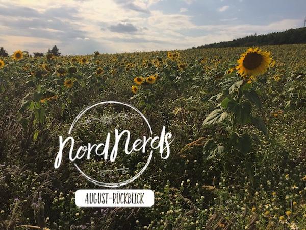 NordNerds Monatsrückblick für August 2019